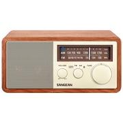 山进 WR-11BT 经典台式蓝牙音箱 二波段收音机