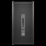 惠普 ProDesk 600 G2 能源之星 小型立式台式主机(i5-6500 4G 500G)