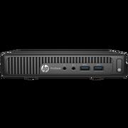 惠普 ProDesk 400 G2 Mini 能源之星 台式主机( G4400T 4G 500G)