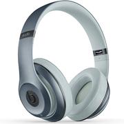 Beats Studio2.0 录音师二代 头戴包耳式耳机 Hi-Fi 银灰iPhone版 金属灰色 带麦降噪