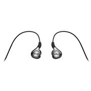 艾利和 Astell&Kern  AK T8iE 特斯拉动圈耳机 入耳后挂式耳塞 钛金黑
