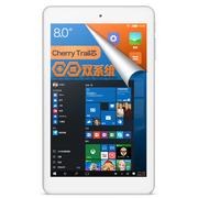 酷比魔方 iwork8旗舰版 8英寸双系统平板电脑(intel Atom x5 正版Windows10+安卓5.1 IPS屏 2G/32G)前白后白