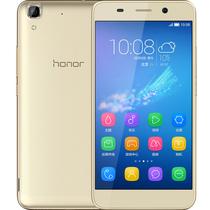华为 荣耀 4A (SCL-AL00) 2GB内存标准版 金色 移动联通电信4G手机 双卡双待产品图片主图