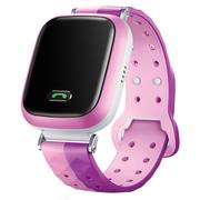 小天才 电话手表Y02 防水版紫色 儿童智能手表360度安全防护 学生定位通话手环手机 礼物礼品