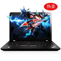 ThinkPad E465(20EX000MCD)14寸笔记本电脑(A8-8600P 4G 500G 2G独显 Win10 黑色)产品图片主图