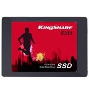 金胜 E330系列 120G 2.5英寸SATA-3固态硬盘 (KE330120SSD)