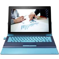 海尔 青春小蓝ⅡPro文青版12.2英寸办公平板电脑(全新core双核 8G/256G SSD IPS全高清润眼屏 Wifi Win10键盘)产品图片主图