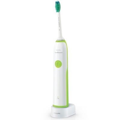 飞利浦 HX3216/31 声波震动牙刷 清新果绿产品图片1
