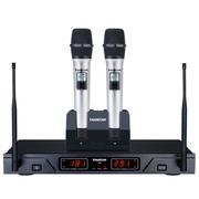 得胜 X8 UHF无线麦克风 KTV卡包K歌交互智能安装工程话筒