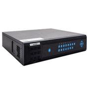 宇视 NVR208-16-DT(8盘位/有面板)