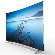 TCL L48P1S-CF 48英寸 2K超高清 纤薄机身曲面屏 安卓智能电视(黑色)