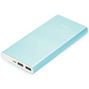 飞毛腿 15000毫安 移动电源/充电宝 聚合物 双USB输出 M105 PLUS 蓝色