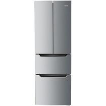 奥马 BCD-285K 285升 一级能效 电脑控温 法式多门冰箱(浅密拉丝)产品图片主图