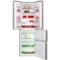 奥马 BCD-285K 285升 一级能效 电脑控温 法式多门冰箱(浅密拉丝)产品图片3