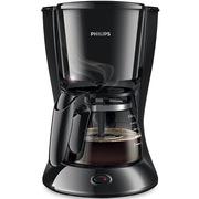 飞利浦 HD7432/20 咖啡机 玻璃壶 黑色