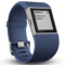 Fitbit Surge 智能乐活手环 GPS全球定位 心率实时检测 多项运动模式 智能手表 蓝色L产品图片2