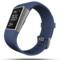 Fitbit Surge 智能乐活手环 GPS全球定位 心率实时检测 多项运动模式 智能手表 蓝色L产品图片3