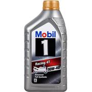 美孚 1号雷霆4T摩托车润滑油 10W-40 1L 全合成机油