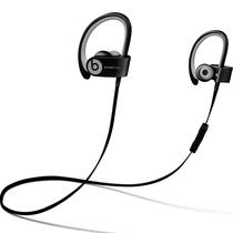 Beats Power2 Wireless 蓝牙无线运动耳机 运动黑产品图片主图