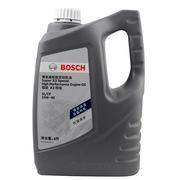 博世 银装X3高性能机油润滑油15W-40SL级(4L装)