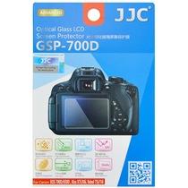 JJC GSP-700D 佳能700D 750D 650D 单反相机液晶屏专用金钢膜钢化玻璃膜 高清防刮防划防污防爆保护屏贴膜产品图片主图