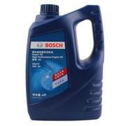 博世 蓝装X6半合成机油润滑油 5W-30 SN级(4L装)