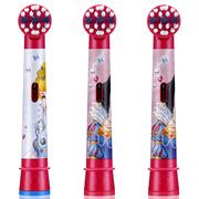 博朗 欧乐B EB10-3K儿童电动牙刷头三支装 适用D10,DB4510K系列牙刷(白雪公主图案)