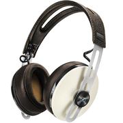 森海塞尔 MOMENTUM Wireless 包耳式蓝牙无线耳机 主动降噪 白色