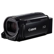 佳能 LEGRIA HF R706 (黑)家用数码摄像机(约328万像素 32倍光变 3英寸触摸屏 婴儿模式)产品图片主图