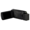 佳能 LEGRIA HF R706 (黑)家用数码摄像机(约328万像素 32倍光变 3英寸触摸屏 婴儿模式)产品图片4