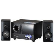 金正 N99 迷你音响 音响 2.1声道 电脑音箱 组合音响蓝牙音响(黑色)