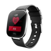 bong X2 xOS全手势心率智能手表 运动睡眠信息提醒IOS安卓 黑色