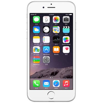 苹果 iPhone6 A1589 64GB 移动版4G(银色)产品图片1