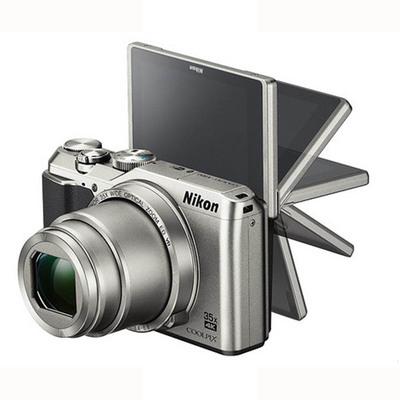 尼康 COOLPIX A900 数码相机  银色产品图片2