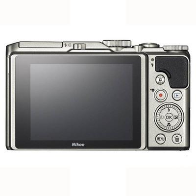 尼康 COOLPIX A900 数码相机  银色产品图片3