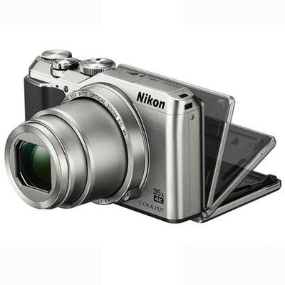 尼康 COOLPIX A900 数码相机  银色产品图片4