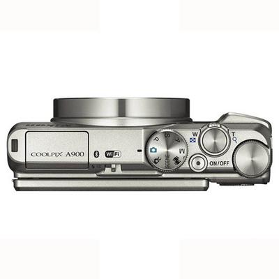 尼康 COOLPIX A900 数码相机  银色产品图片5