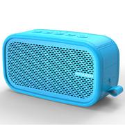 朗琴 M300 蓝牙4.0音箱/音响 便携户外无线插卡 立体声音效 超长续航 蓝色