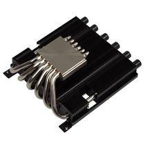 追风者 TC12LS简配6x热管电脑CPU散热器(不含风扇/仅支持1150/1151/1155焊接工艺)产品图片主图