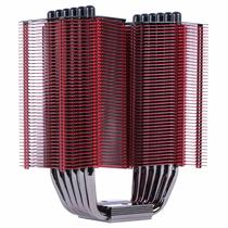 采融  Red Megahalems 红色双子峰CPU散热器(6热管/铝合金扣具/附送PK2导热膏)产品图片主图