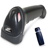 暴享 BX-W28 无线条码扫描枪 仓库快递扫描器扫码枪USB口带存储