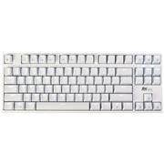 ROYAL KLUDGE RG987背光式机械键盘白色白光青轴