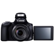 佳能 SX60 HS 数码相机 黑色(1680万像素 3英寸液晶屏 65倍光学变焦 广角)