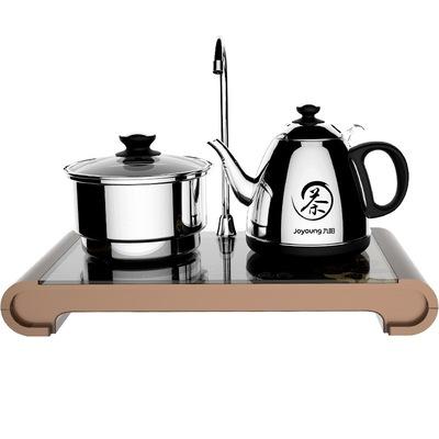 九阳 JYK-08T05 智能电茶炉套装不锈钢茶组电磁炉产品图片1
