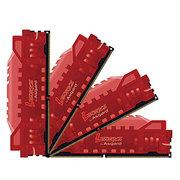 阿斯加特 雷赤DDR4 2133MHz 32GB(8GB*4)光信仰