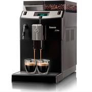 飞利浦 LirikaRI9840 咖啡机 全自动意式大容量 (黑色)