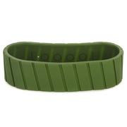 米粒 露营者2.0硅胶套 军绿色