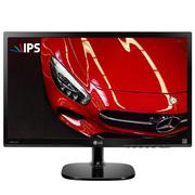 LG 22MP48HQ-P 21.5英寸光滑切割设计IPS硬屏 护眼不闪滤蓝光液晶显示器