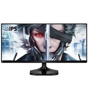 LG 29UM58-P 29英寸21:9超宽IPS硬屏 护眼不闪滤蓝光LED背光液晶显示器