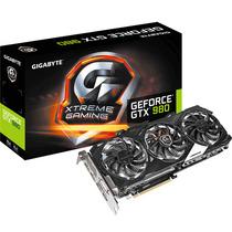技嘉  GV-N980XTREME-4GD GTX 980 1241-1342 MHz/7100MHz 4GB/256bit GDDR5 显卡产品图片主图